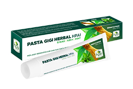 PASTA GIGI HERBAL SIWAK-SIRIH-MINT