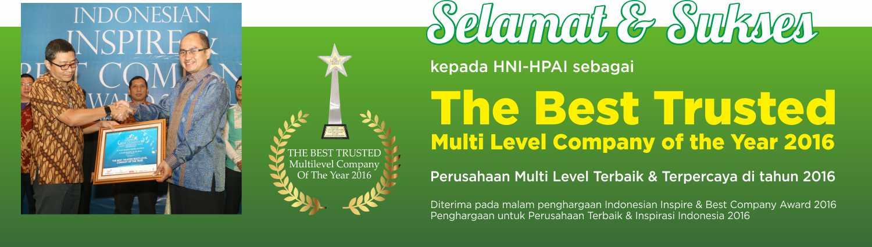 Award HNI HPAI