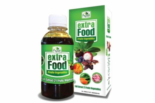 EXTRA FOOD