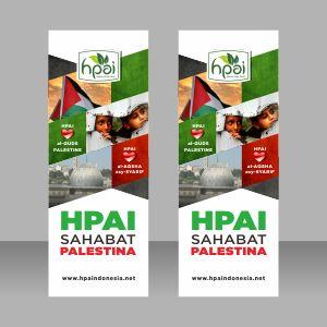 X banner HPAI Love Palestina 2014