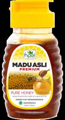 MADU ASLI PREMIUM (Premium Natural Honey)