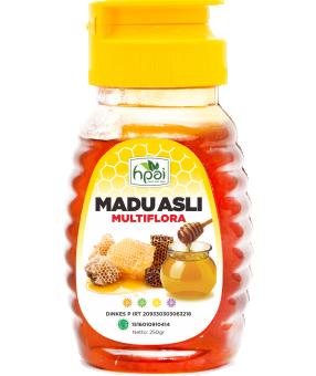 MADU ASLI MULTIFLORA (Multiflora Natural Honey)