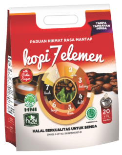 KOPI 7 ELEMEN (Seven Elements Coffee)