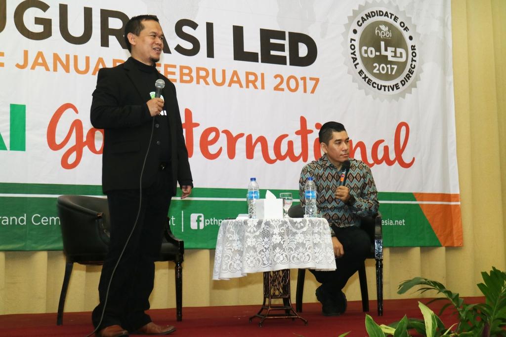 INAUGURASI LED HNI-HPAI 2017