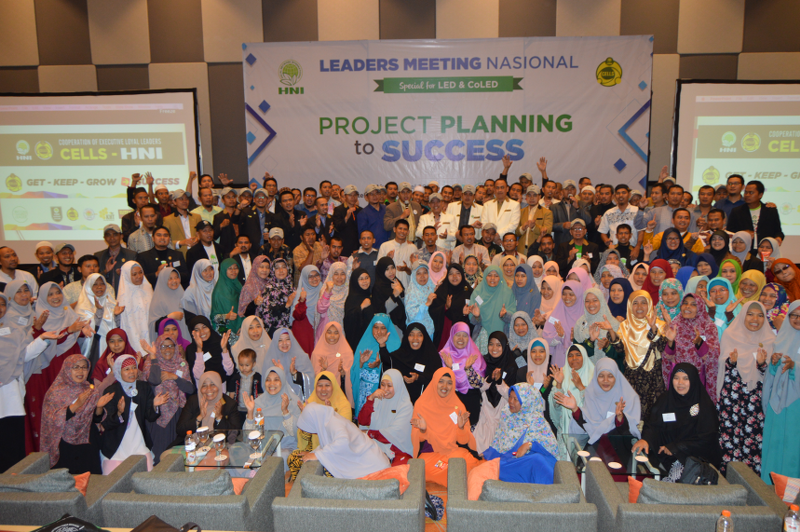 LEADER MEETING NASIONAL 2017