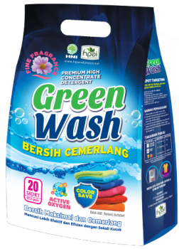 GREEN WASH DETERGENT