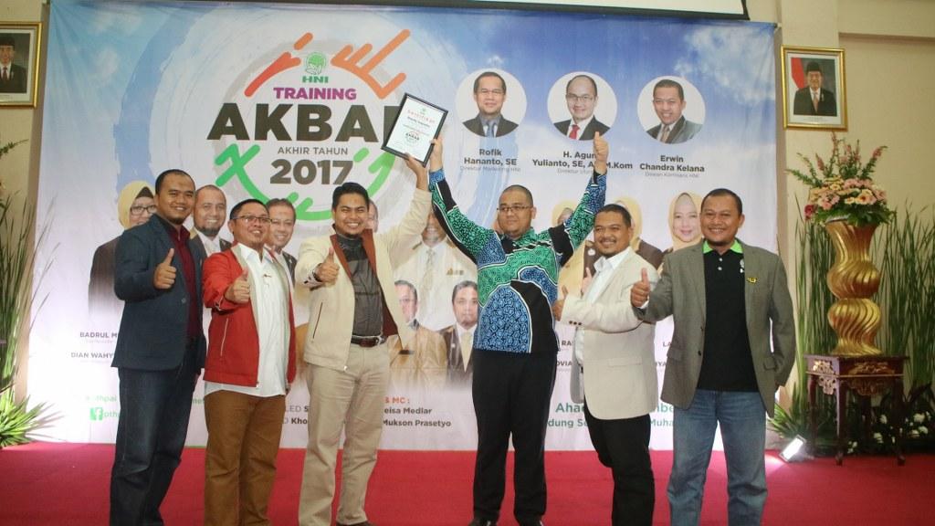 TRAINING AKBAR AKHIR TAHUN 2017