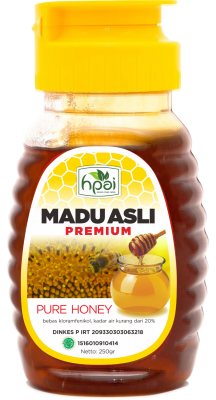 MADU ASLI PREMIUM (Premium Natural Honey)