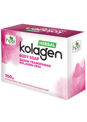 SABUN KOLAGEN (Collagen Body Soap)