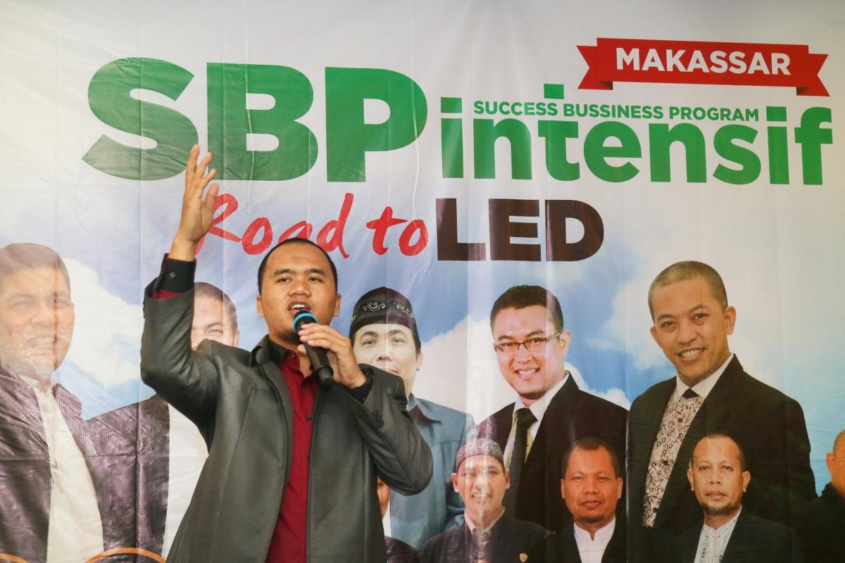 SBP INTENSIF NASIONAL ROAD TO LED, MAKASSAR-2016