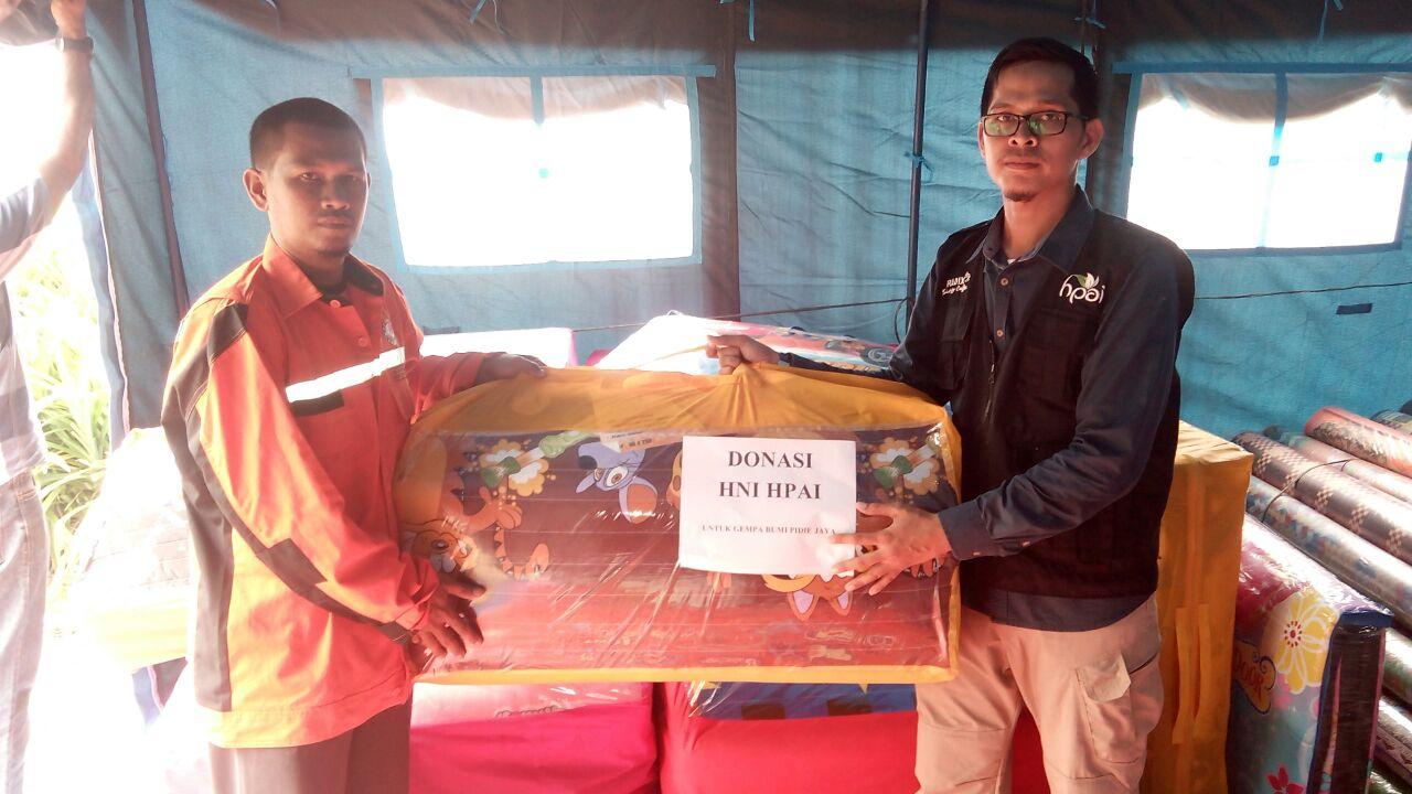 HNI-HPAI Peduli Pidie Jaya 2016
