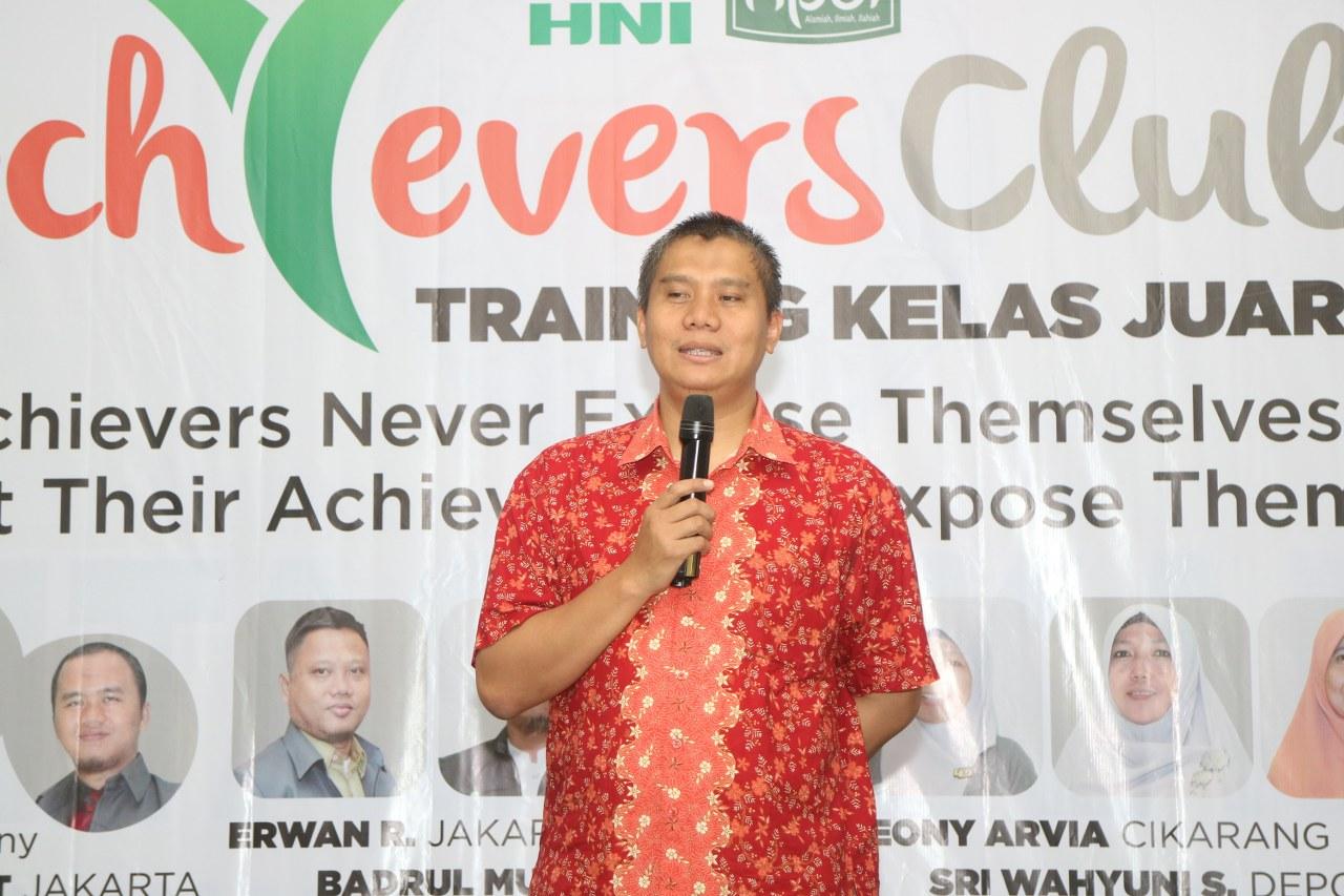 ACHIEVERS CLUB – Training Kelas Juara 2017