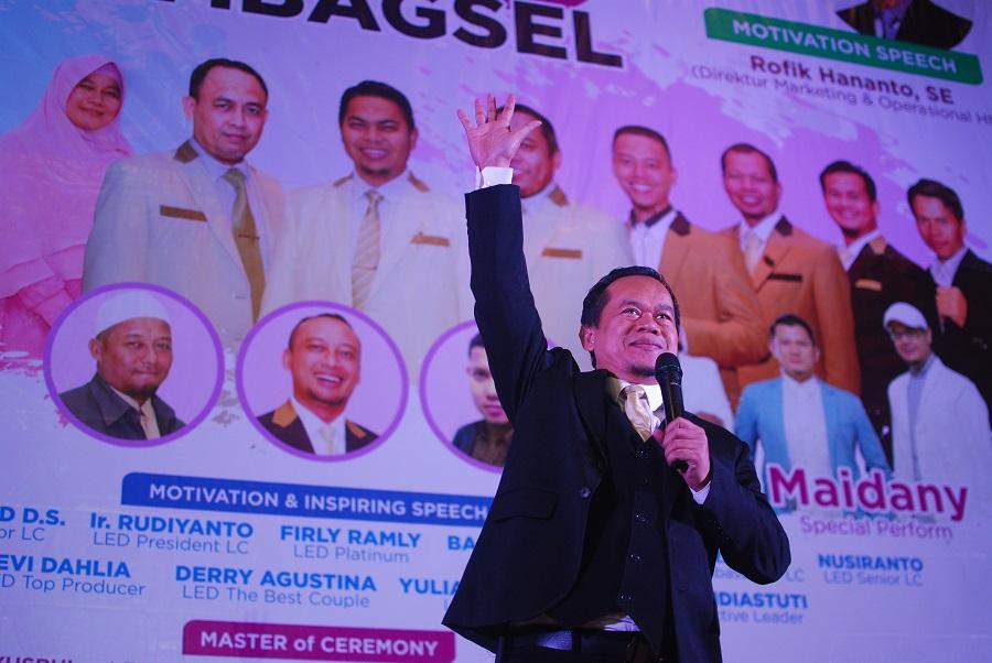 Gebyar 6 Tahun HNI | Palembang