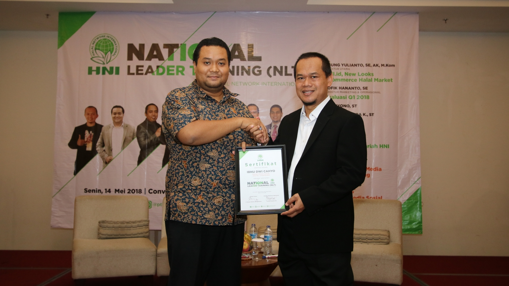 National Leader Training