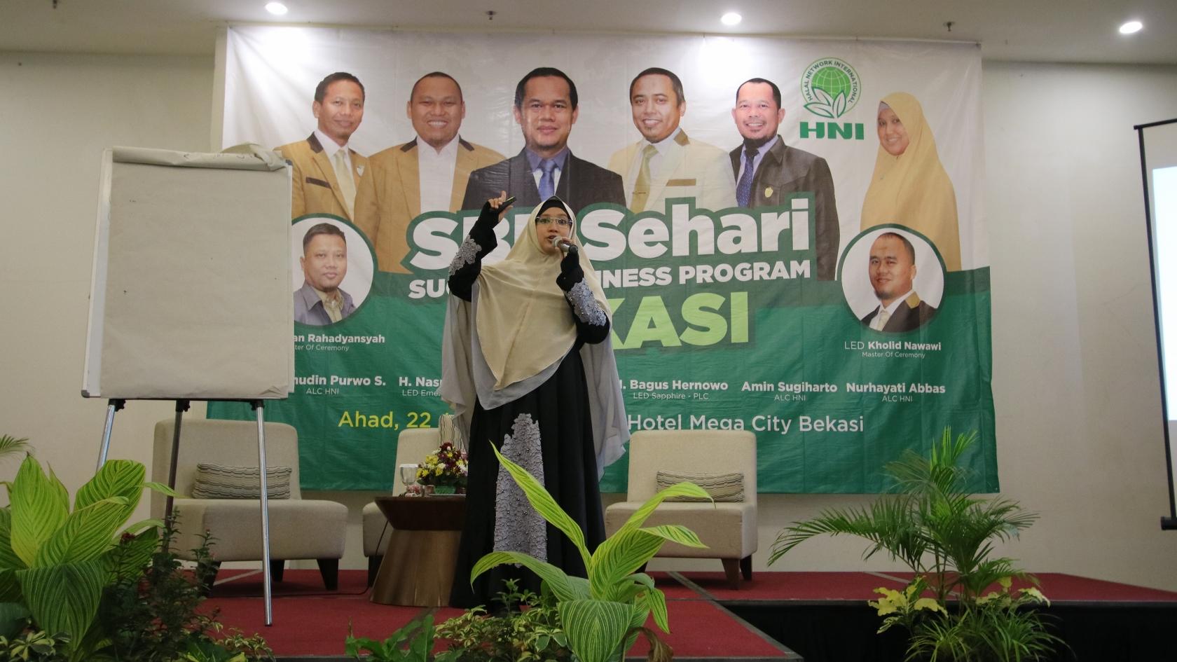 Success Business Program Sehari Bekasi