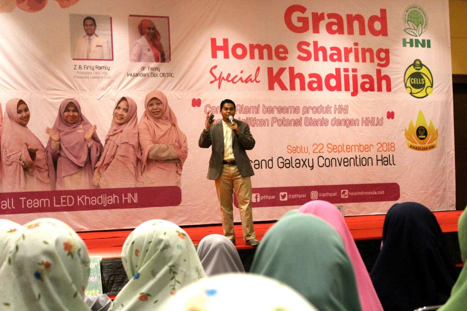 Grand Home Sharing Special Khadijah – Bekasi