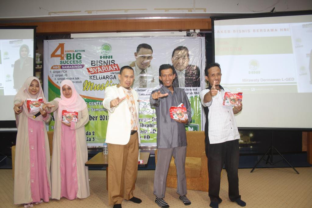 HNI BUSINESS COACHING Samarinda