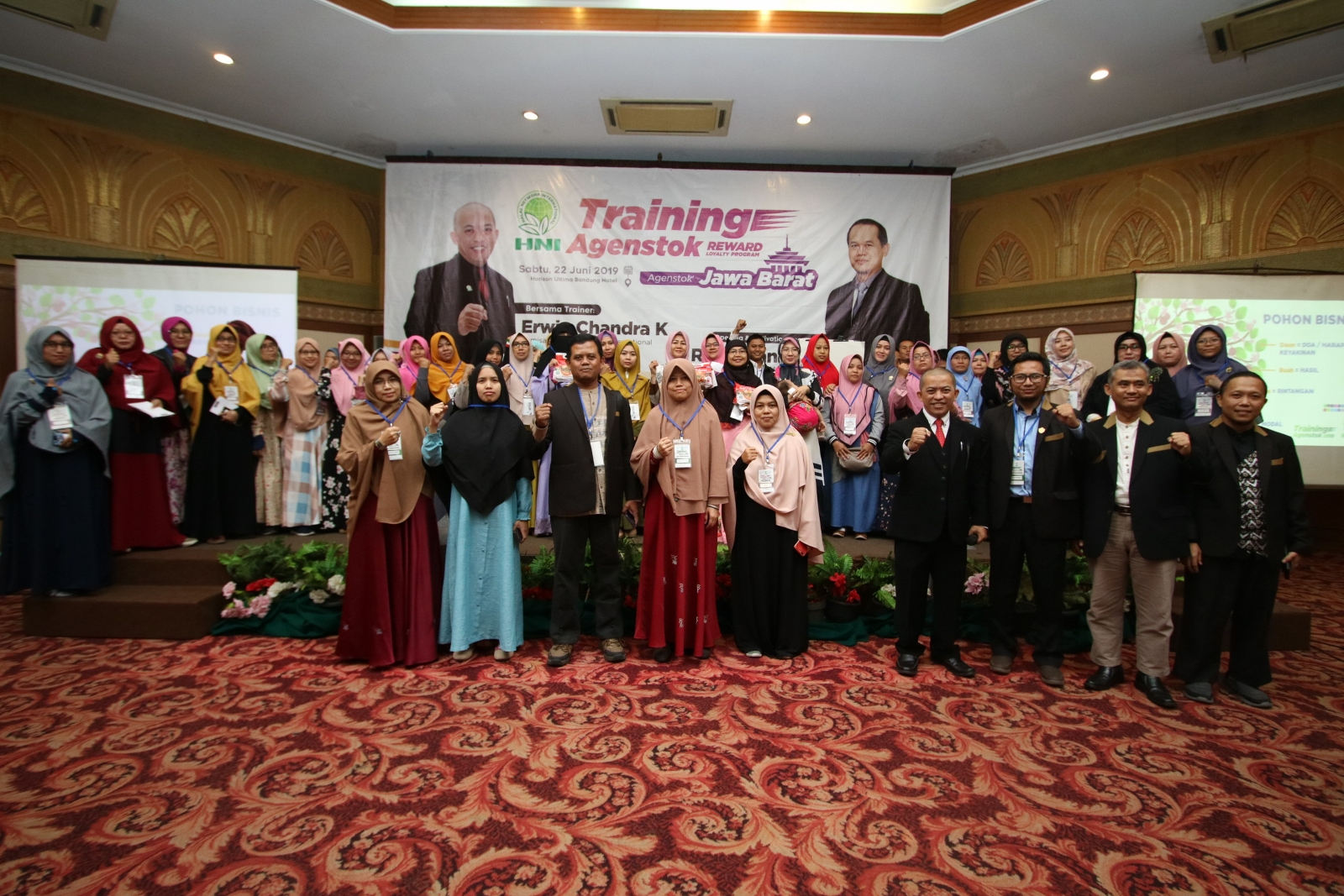 Training Agestok 2019 – Gelombang 4